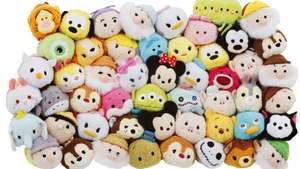Disney Tsum Tsum mini - 3 for £5 @ Clinton Cards (instore and online)