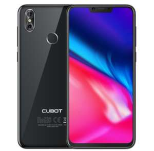 "Cubot P20 Black 6.18"" 64GB 4G Dual SIM Unlocked & SIM Free £129.97 @ Appliances direct"