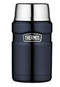 Thermos Stainless King Food Flask, Midnight Blue, 710ml £16.49 (FREEDELIVERY code) @ Amazon