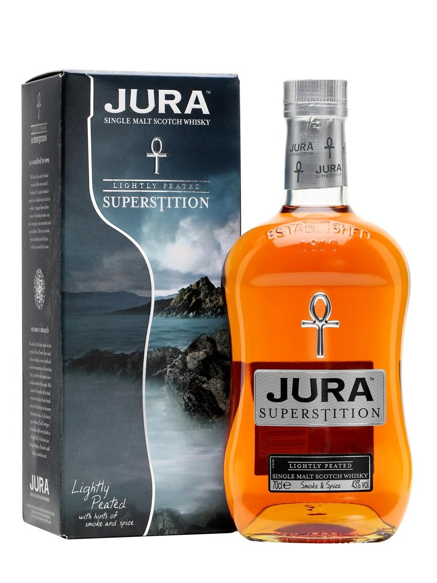 Jura Superstition for £15 in Asda Wythenshawe