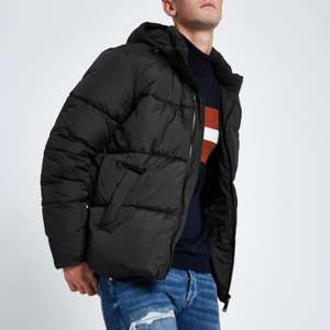 River island - £36 for great thick puffer jacket £36 with code @ River Island