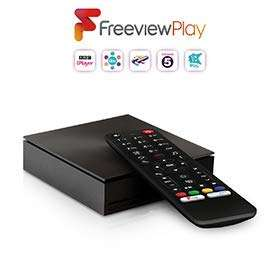 Netgem NetBox: Full HD Freeview TV box with Freeview £39 @ Amazon lightning deal