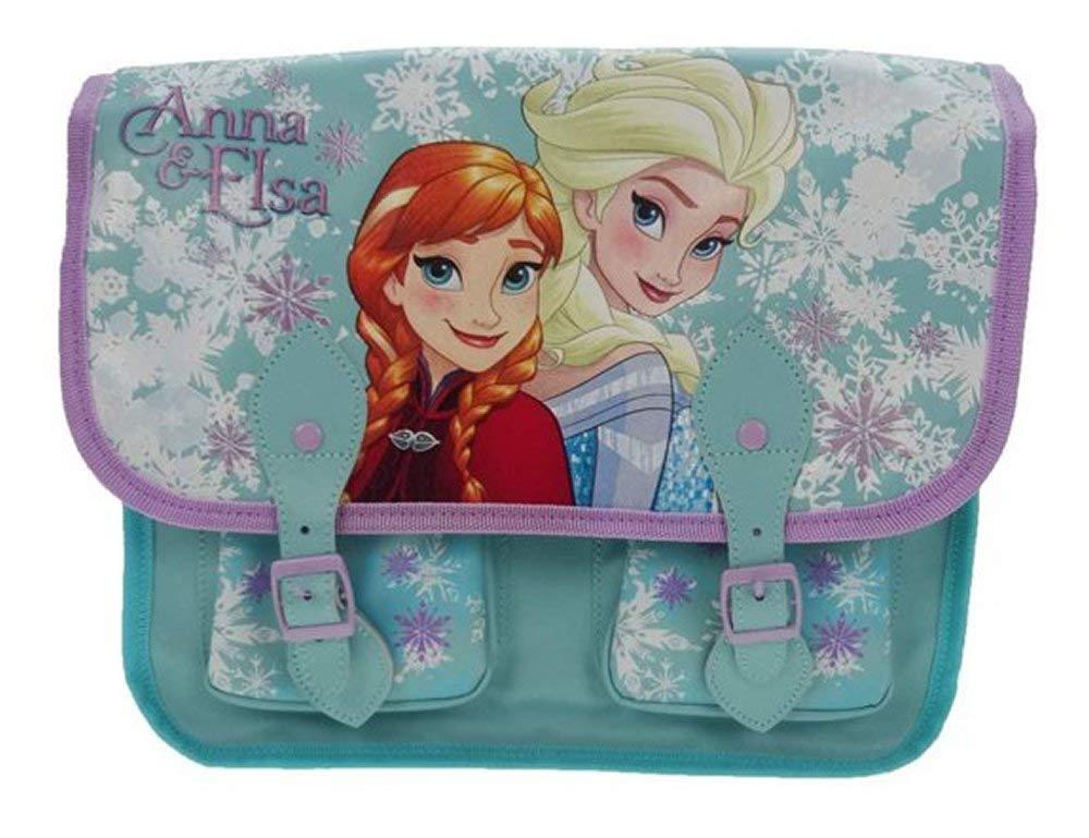 Disney Frozen Satchel School Backpack, 29 cm, Light Blue @ Amazon Add On £5