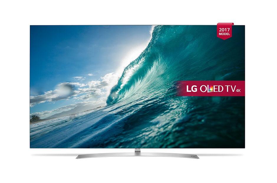 "55"" LG OLED TV - OLED55B7 with 5 years warranty £1099 @ Reliantdirect"
