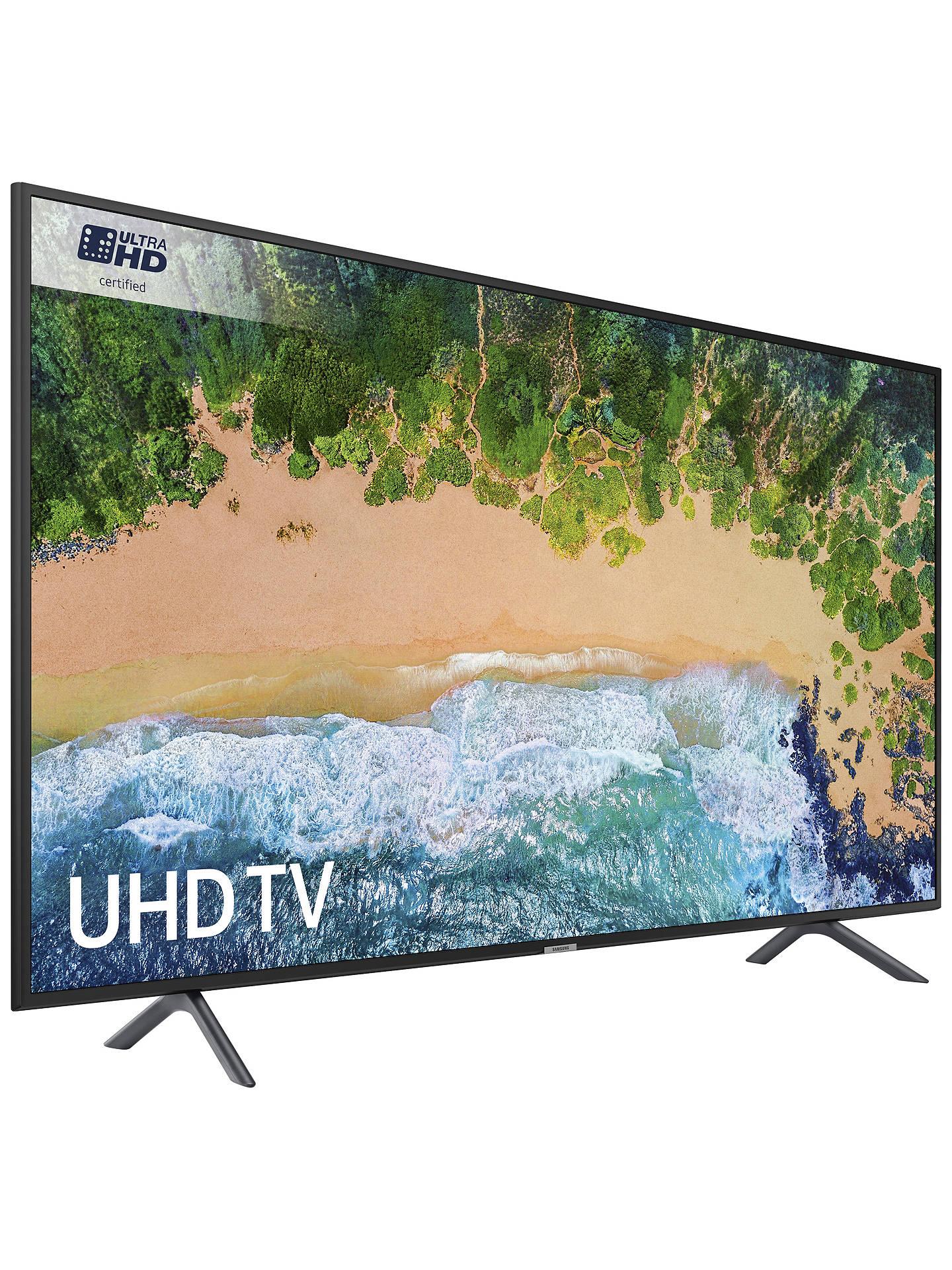 "Samsung UE65NU7100 HDR 4K Ultra HD 65"" £699 @ John Lewis & Partners"