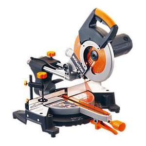 Evolution Rage3 compound mitre saw 110v - £84.99 @ Screwfix