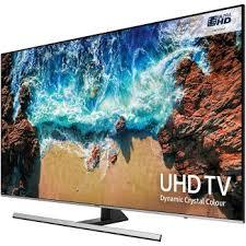 SAMSUNG UE49NU8000 49'' 4K Ultra HD Smart TV Wi-Fi Black, Silver LED TV £541.14 / UE55NU8000 55'' £653.98 / 65'' £996.39 @ ONBUY