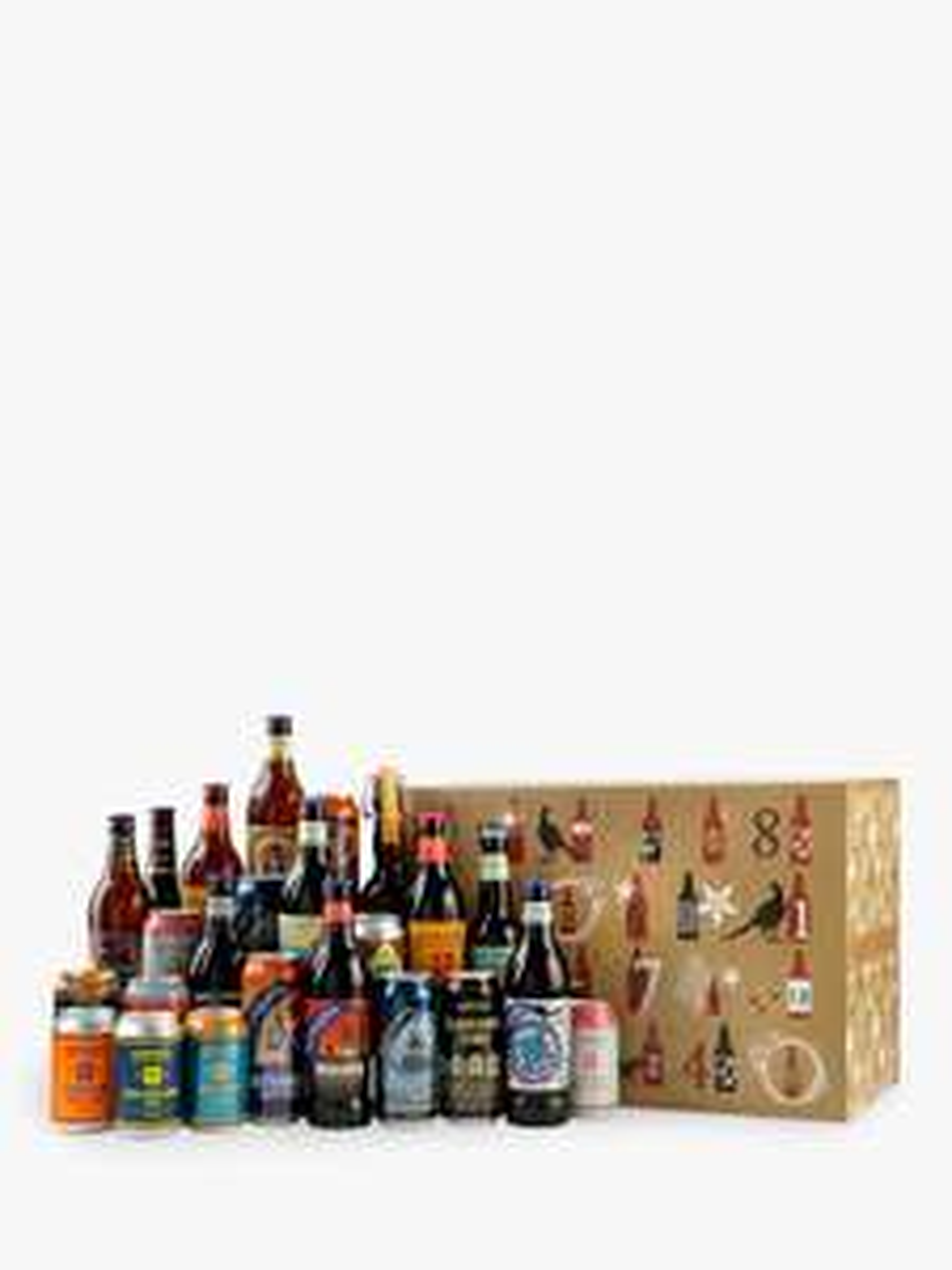 Beer Advent Calendar, 9.9L - £35 @ John Lewis & Partners