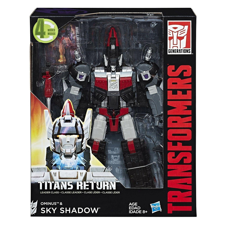 Transformers Titans Return Sky Shadow - £22.97 @ Kapow Toys (+£2.95 P&P)