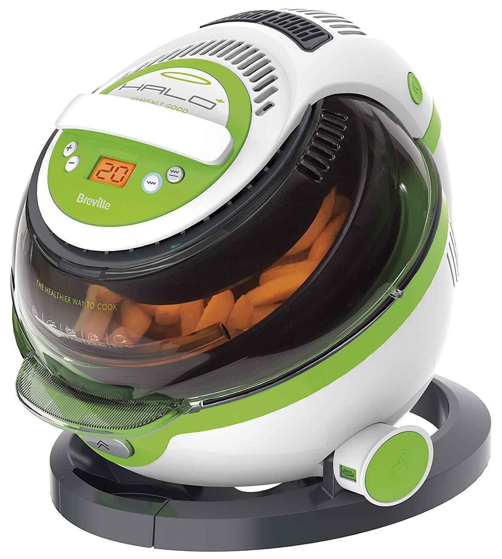 Breville VDF105 Halo Plus Health Fryer - White/Green RRP £197.99 - Now £64.99 @ Amazon