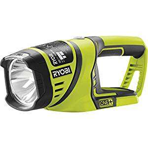 Ryobi one+ torch @ Amazon - £11.34 Prime / £15.83 non-Prime