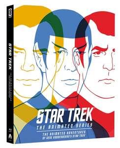 Star Trek The Animated Series Blu Ray Box Set £9 @ zoom.co.uk with code SIGNUP10