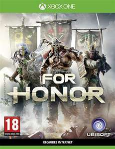 For Honor (Xbox One) £4 @ CEX (+£1.50 Delivered)