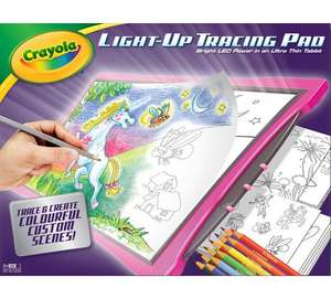 Half Price Crayola Tracing Pad £12.49 at Argos