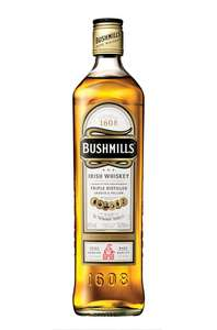 Bushmills Original Irish Whiskey (Amazon Prime) for £15
