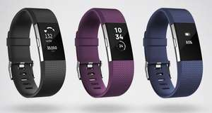 Fitbit Charge 2 - Black / Plum / Blue now £75 delivered @ Debenhams (+2 year guarantee)