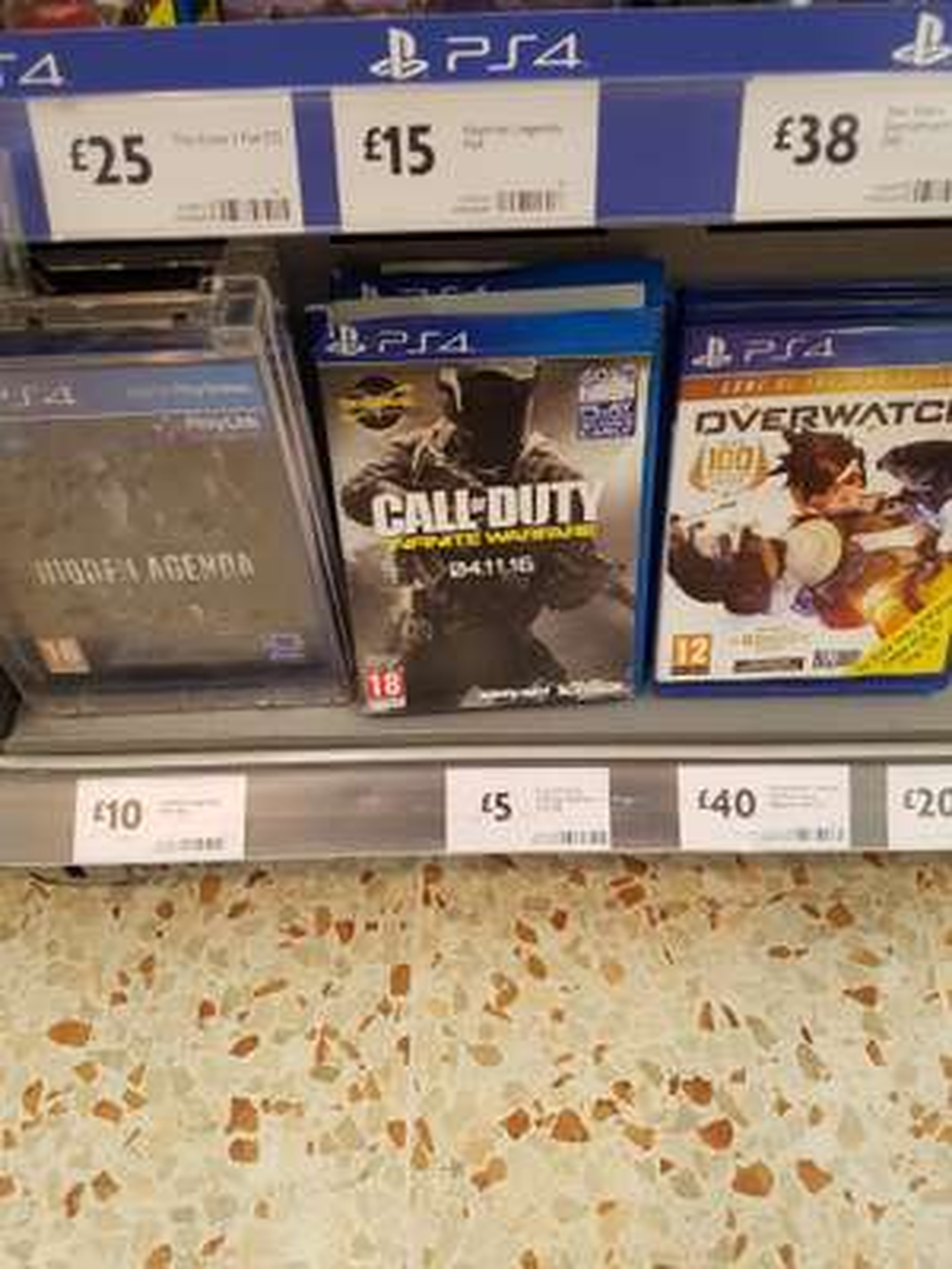 Call of Duty Infinite Warfare - £5 in store Morrisons (Retford)