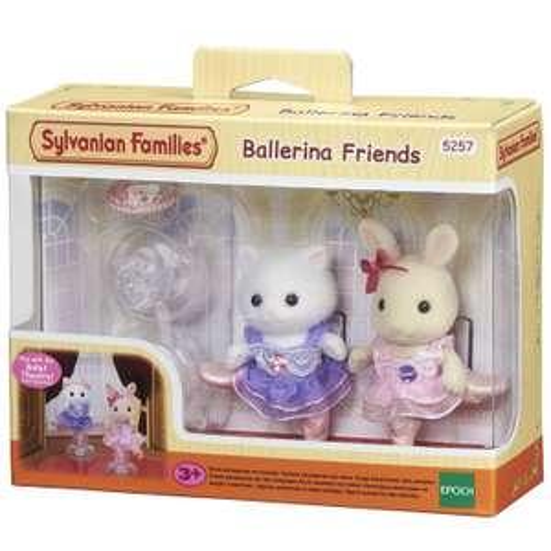 Sylvanian Families Ballerina Friends Playset £9.99 Prime, £14.48 Non-Prime - Free Delivery until 05/12 @ Amazon
