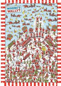 Where's Wally advent calendar - £1.50 @ Calendar Club