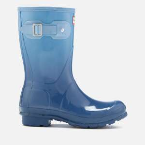 Upto 90% off Hunter eg women's Original short wellies start from £22, Mens packable cagoules now £32, sliders from £14 more in op @ The Hut