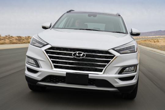 Hyundai Tucson Estate 1.6 GDi SE Nav - 24 Month Lease - 8k miles p/a - £199.99 pm no deposit + £199 admin fee = £4998.76 @ Leasing Options