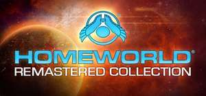 [STEAM] Homeworld Remastered Collection - £3.65 - OR - £4.83 from Instant Gaming (Windows / Mac OS X) @ SoftwareKingdom on Kinguin