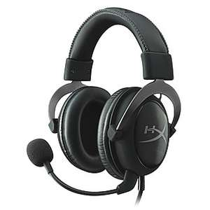 Kingston HyperX Cloud II 7.1 Gaming Headset £48.99 delivered @ Clas Ohlson [PC / PS4 / Xbox One / Mac]