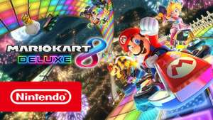 Switch with Mariokart £279.99 @ Nintendo