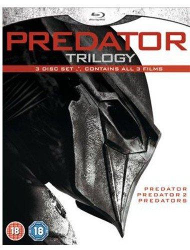 Predator Trilogy Blu Ray Box Set £7.19 (Prime) £10.18 (Non Prime, free delivery with code until 05/12) @ Amazon