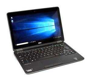 *Refurbished* Dell Latitude E7240 Ultrabook / i5-4200U / 4GB / 128GB SSD / Touchscreen Laptop £150 @ blackmoreit eBay