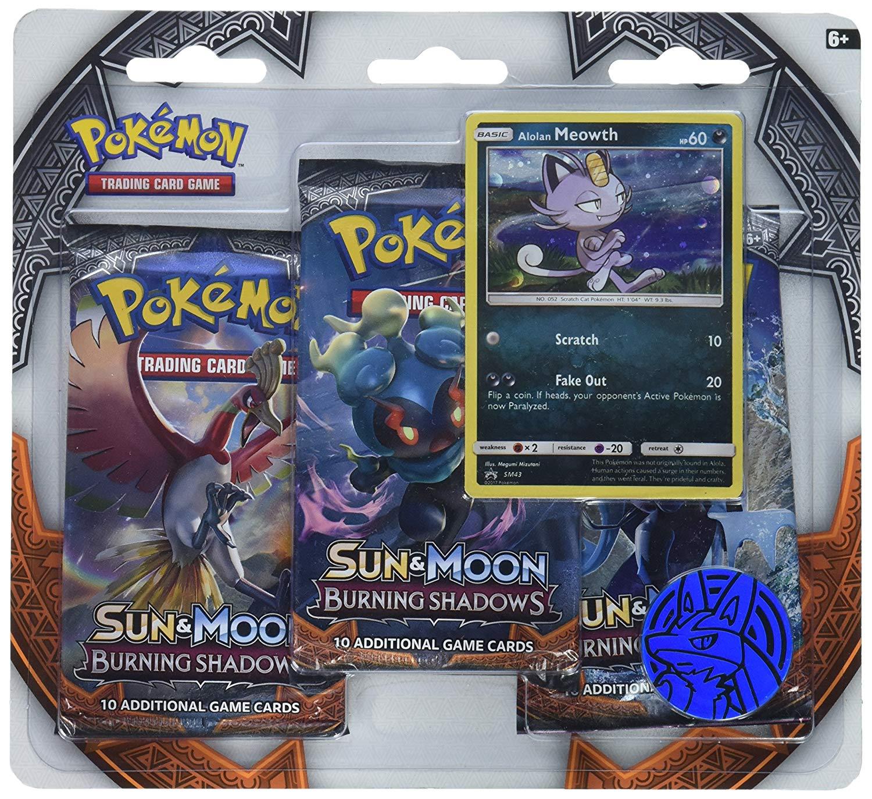 Pokémon - SUN & MOON BURNING SHADOWS £6.50 @ Wilko In-store Clearance