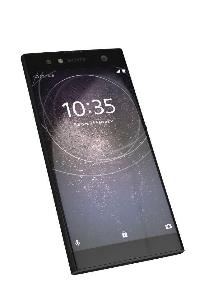 Sony Xperia XA2 Ultra 32GB Black £199 @ Giffgaff