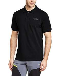 NORTH FACE PIQUET MENS POLO £22.48 @ Extemepie