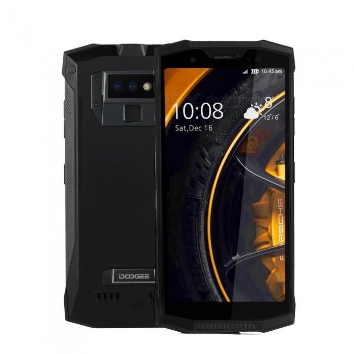DOOGEE S80 Full Screen IP68 /IP69K/MIL-STD-810G 4G Professional Walkie-Talkie Rugged Phone w/ 6GB RAM, 64GB ROM -Black £278.71 @ DealExtreme