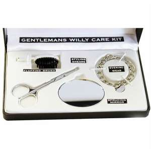 For the significant man in your life.. Willy Care Kit. £15.98 @ Find Me A Gift