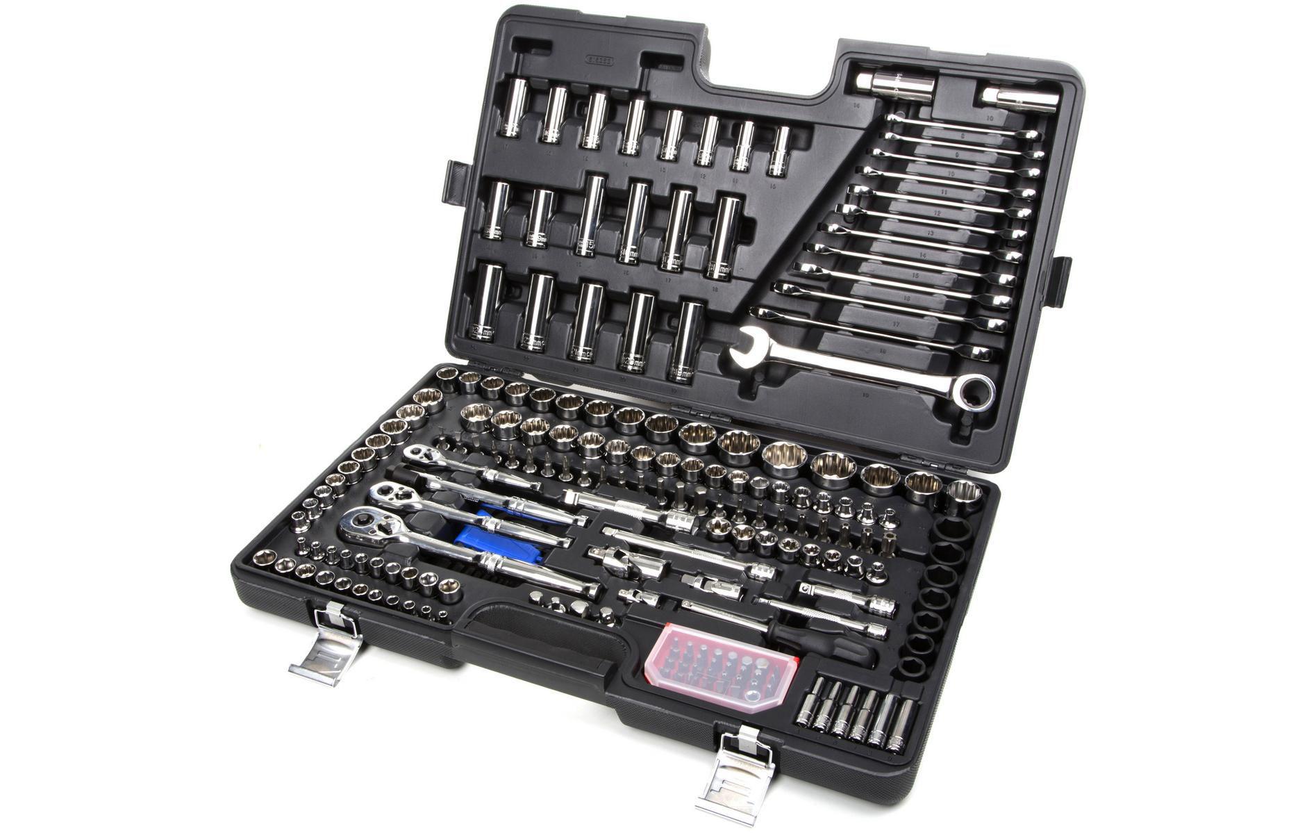 Halfords Advanced 200 Piece Socket and Ratchet Spanner Set £185