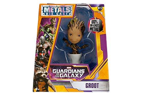 JADA Metals Marvel Guardians of the Galaxy Baby Groot Figure For £4.78 (Amazon Add-on) @ Amazon UK