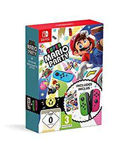 Mario Party joy con bundle for Switch £79.99 @ Amazon