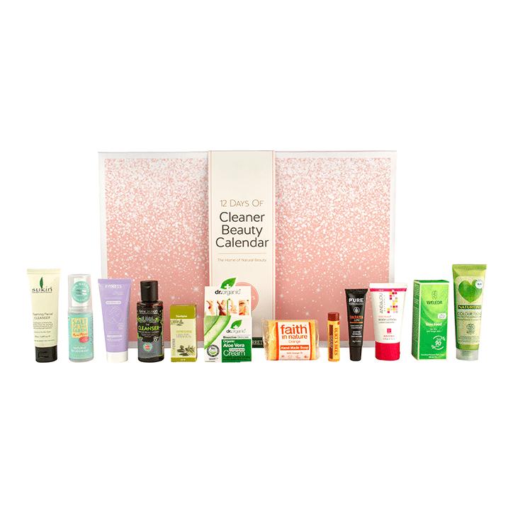 Holland & Barrett 12 Days Of Cleaner Beauty Calendar £15 - free c&c or £2.99 del