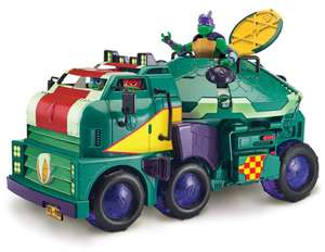 The Rise of The Teenage Mutant Ninja Turtles - Turtle Tank £26.49 Del @ Amazon