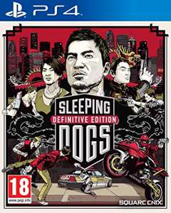 Sleeping Dogs Definitive Edition £3.69 / 85% off (lowest ever price) @ PSN