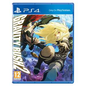 Gravity Rush 2 (PS4) now £9.99 delivered @ Monster-shop
