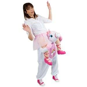 Kids Lift Me Up Unicorn Dress Up Costume was £30 now £10 Delivered w/code @ The Works