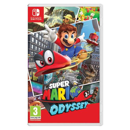 [Nintendo Switch] Super Mario Odyssey - £34.99 - Monster-Shop