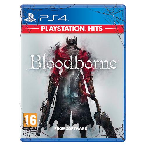 Bloodborne (PS4) - PlayStation Hits now £9.99 delivered @ Monster-shop