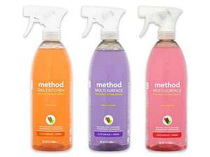 Method Cleaning Products Any 3 for £6.00 at Tesco