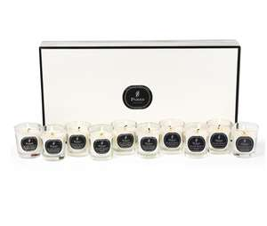 Parks London Black Magic Candle - 10 Piece Set for £12.99 + free delivery @ Cocosa