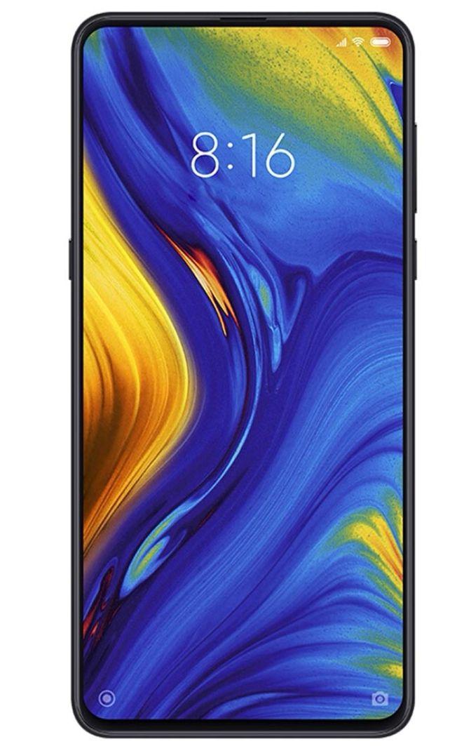 Xiaomi Mi Mix 3 6.39 Inch 4G LTE Smartphone Snapdragon 845 6GB 128GB £413.82 @ Geekbuying