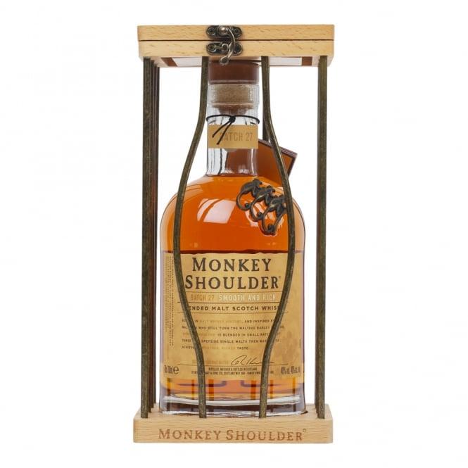 Monkey shoulder Cage Gift Pack £26.90 + £4.95 del The Whisky World