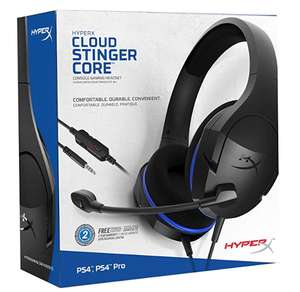 HyperX Cloud Stinger Core Console Gaming Headset - £34.99 Delivered @ Amazon